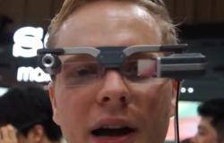 γυαλιά που κάνουν μετάφραση