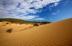 Στην Ελλάδα υπάρχει έρημος