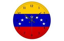 Αλλαγή ώρας στη Βενεζουέλα για ενεργειακούς λόγους