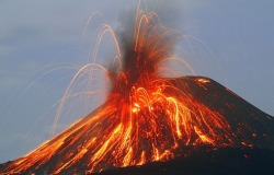 ενεργά ηφαίστεια
